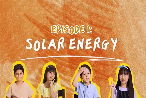 (Ep 1) The Future of Energy by the Future of Singapore: Solar